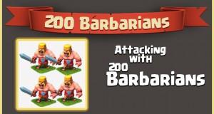 200 barbarians