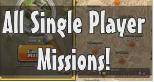 all single player missions
