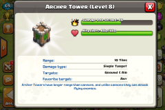 Archer Tower