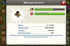 Mortar Level 1