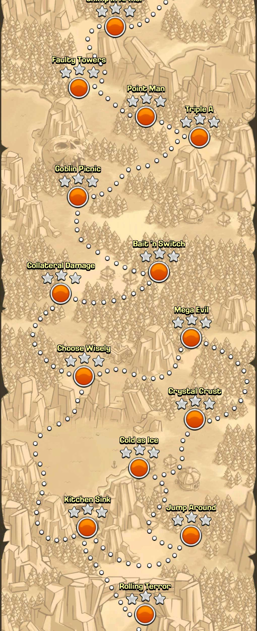 Goblin Map Clash Of Clans Wiki