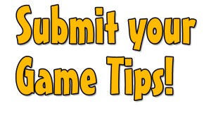 submit your game tips