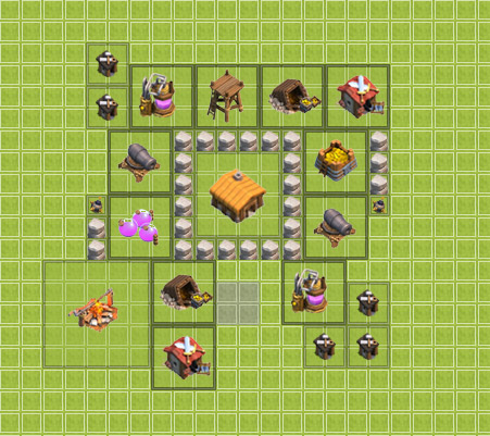 TH2 Trophy Base