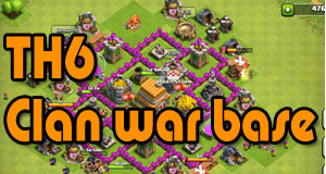 th6 clan war layout
