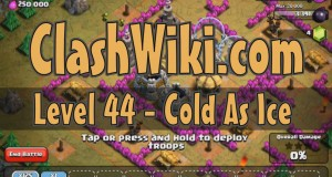 coc cold as ice
