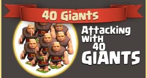 40 giants coc