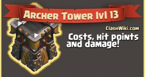 Acrher Tower Level 13