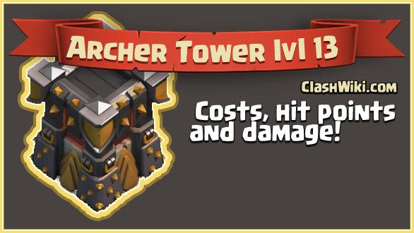 Acrher Tower Level 13
