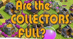 Are the collectors full?