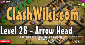 arrow head coc