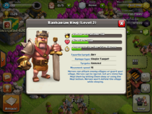 Barbarian King Clash Of Clans Wiki