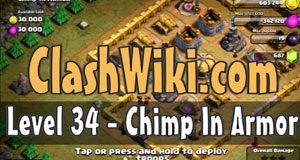 chimp in armor coc