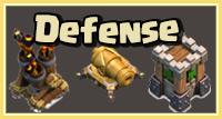 Defense     buildings