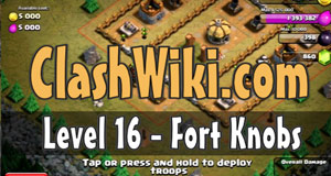 coc fort knobs