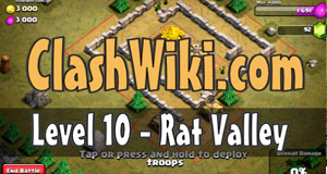 coc rat valley
