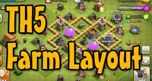 TH5 Farm Layout