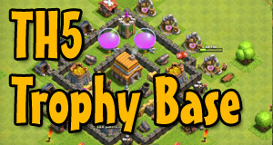 TH5 Trophy Base