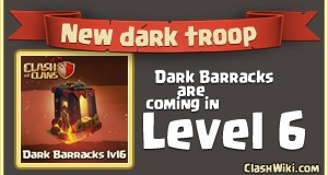 dark barracks level 6