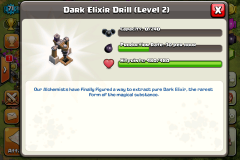 Dark Elixir Drill