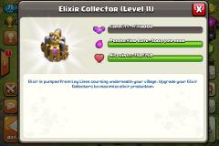 Elixir Collector coc