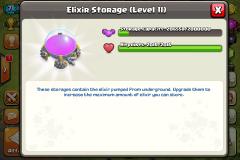 Elixir Storage coc