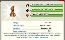 Inferno Tower Level 1