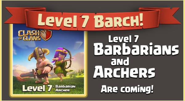 level7 barch