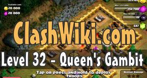 queens gambit coc