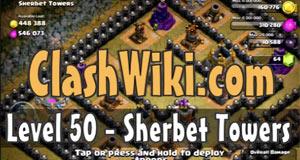 sherbet towers