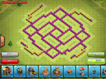 Clash of clans base designs