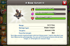 X-Bow coc